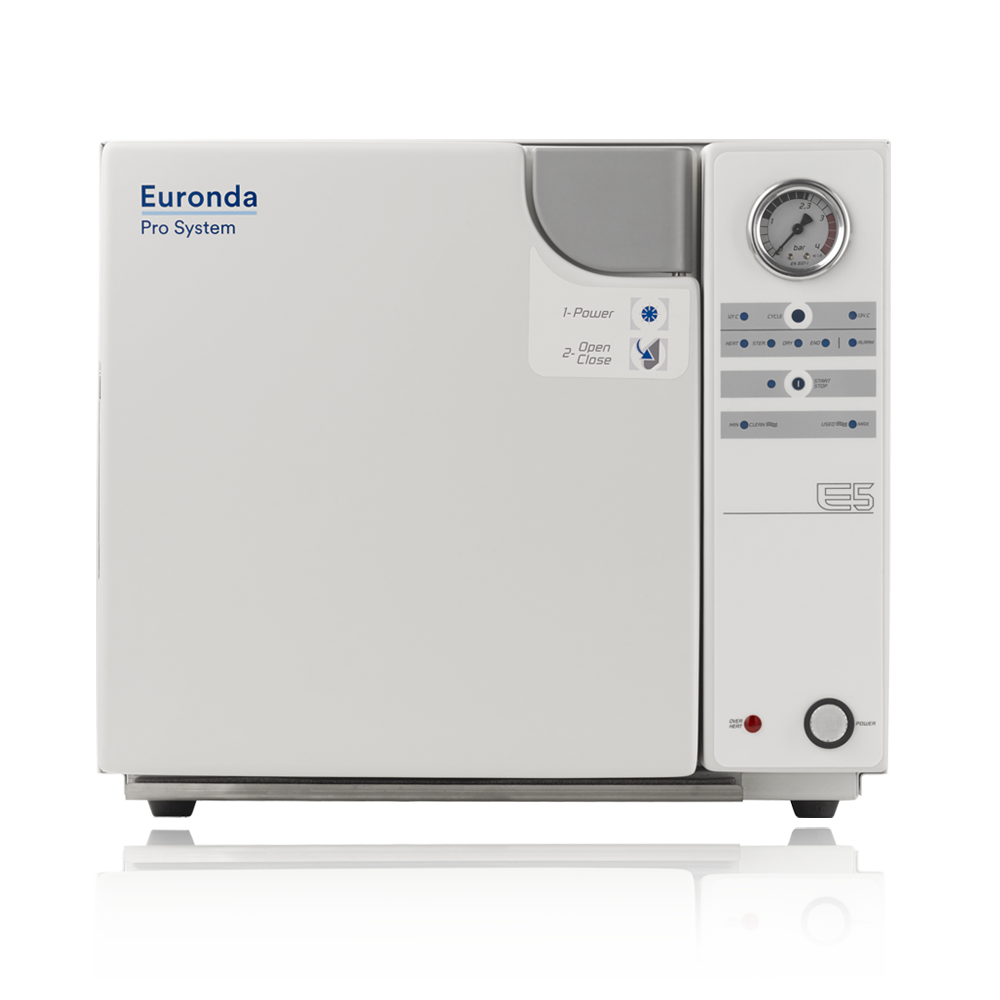 Euronda E5 autoclave