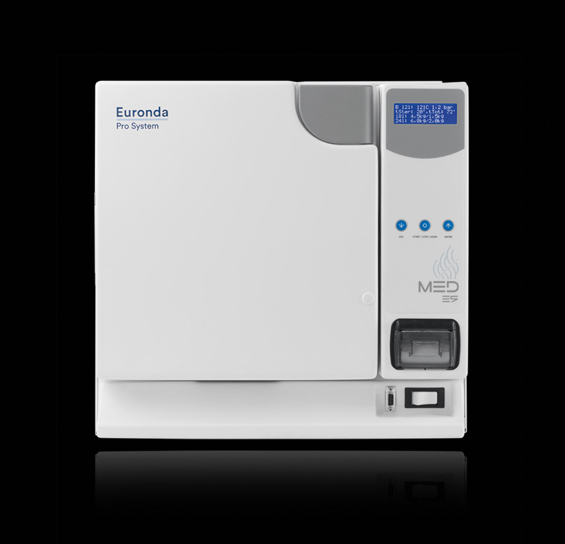 Autoclave sterilizzazione e9med