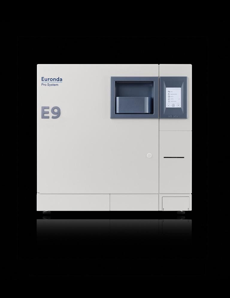 autoclave euronda e9 next
