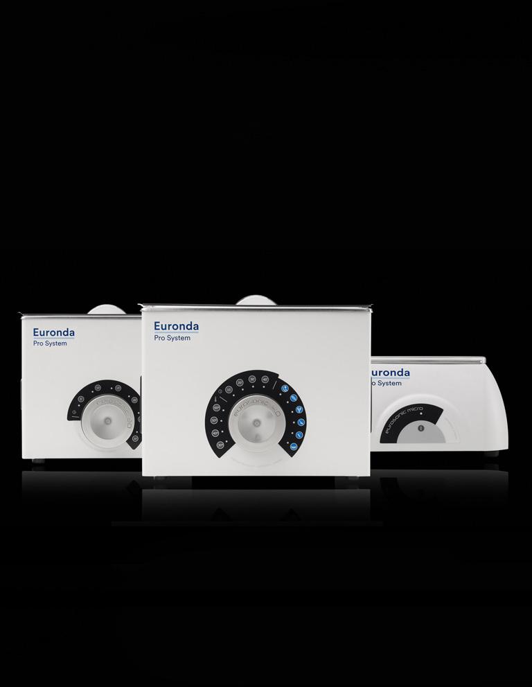 vasche ad ultrasuoni euronda - ultrasonic tanks